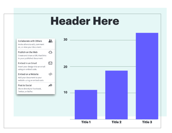 Share your bar graph